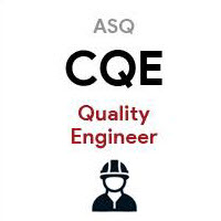 ASQ CQE Certified Quality Engineer