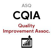 ASQ CQIA Certified Quality Improvement Associate